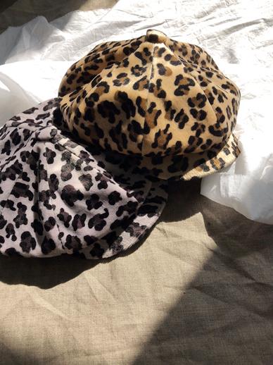 八角虎皮、帽子