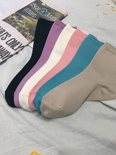 コーラボノ、靴下